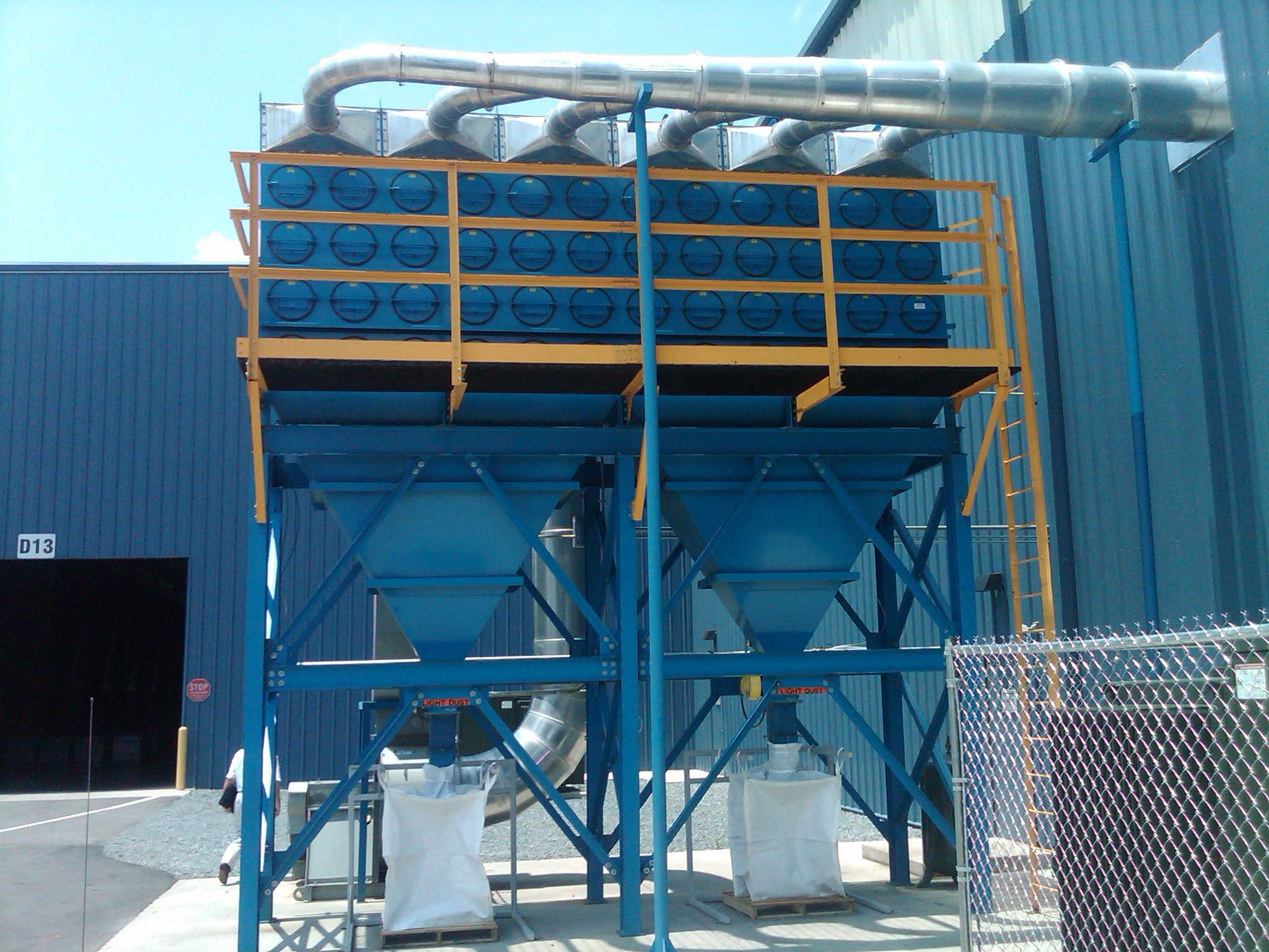 Whitlock Industrial Equipment supplies a wide range of Dust Collectors and Scrubbers
