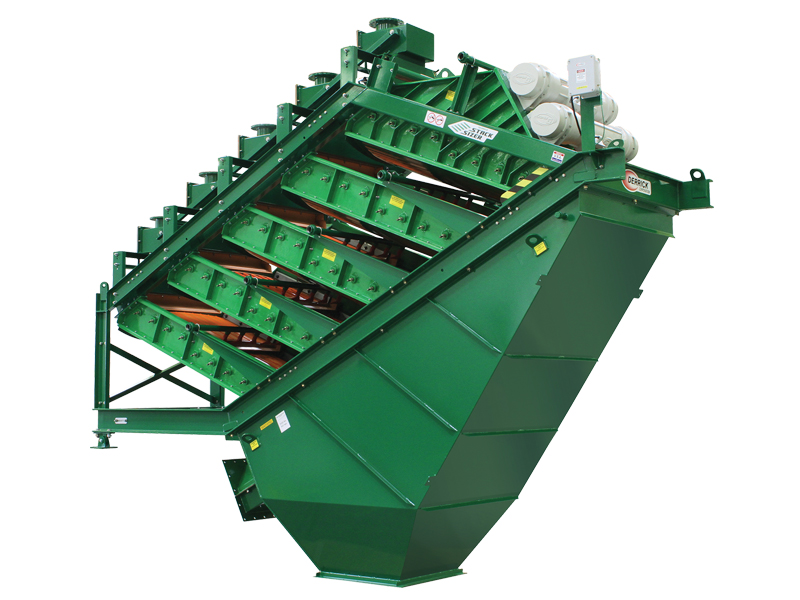 Whitlock Industrial Equipment supply a wide range of screeners and separators
